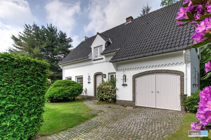 Charmant huis - 2610 ANTWERPEN WILRIJK