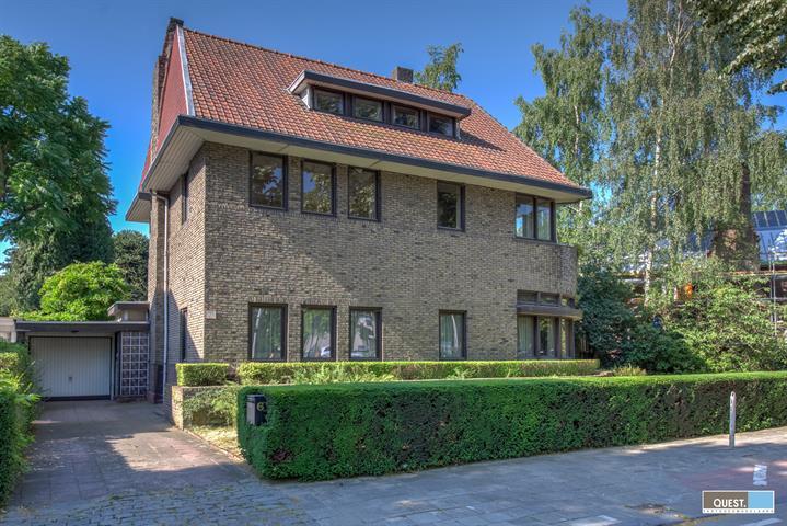 Buitengewoon huis - 2610 ANTWERPEN WILRIJK