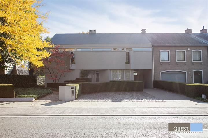 Huisbuitengewoon huis te Edegem, Drie Eikenstraat 38