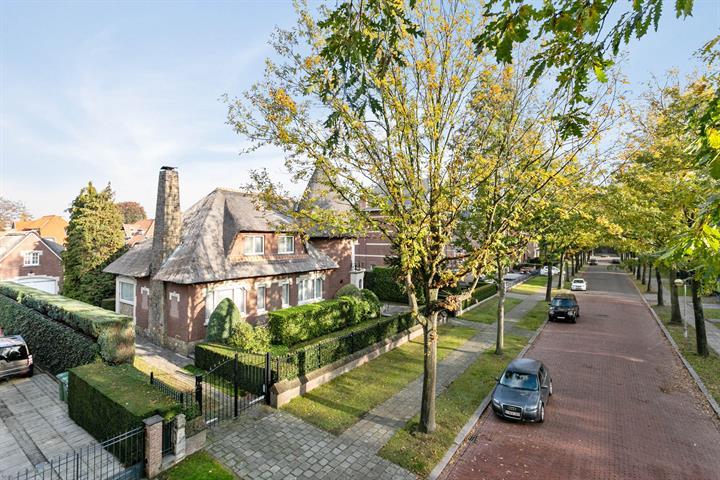 Huisvilla te Antwerpen Wilrijk, Hagedoornlaan  14