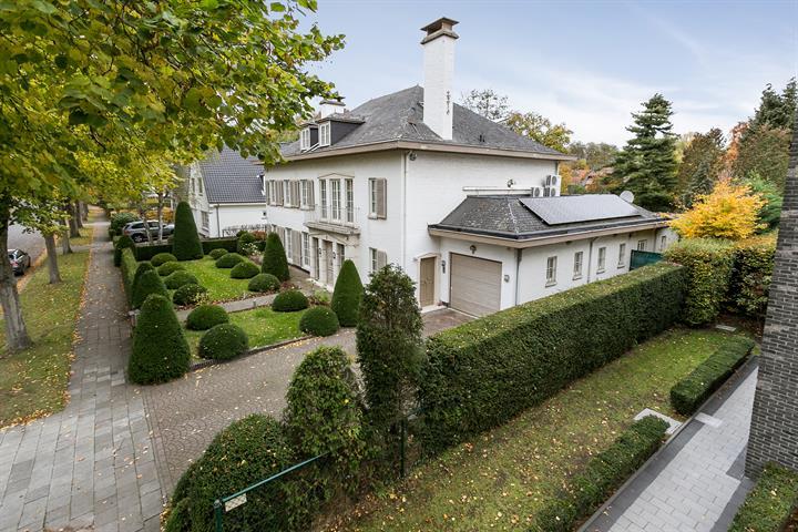 Huisvilla te Antwerpen, Eekhoornlaan 19