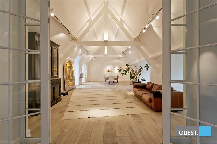 Huisbuitengewoon huis te ANTWERPEN 2, Palmenlaan 12