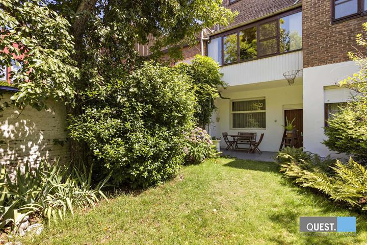 Huishuis te Antwerpen, Hortensiastraat 8