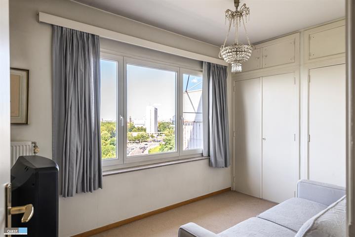 Appartementpenthouse te Antwerpen Wilrijk, Eglantierlaan 1