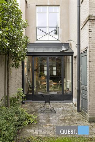 Appartementgelijkvloerse verd. + tuin te Antwerpen, Berkenlaan 59