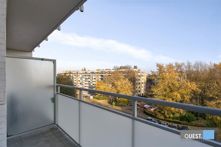 Appartementappartement te Antwerpen, Rucaplein 5