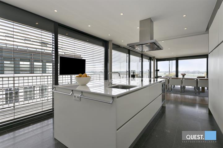 Appartementpenthouse te Antwerpen, Verviersstraat 1
