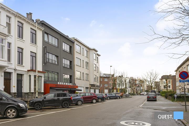 Huisappartementsgebouw te Antwerpen Berchem, Strijdhoflaan 7