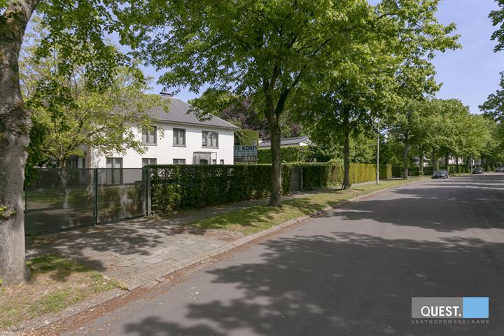 Huisvilla te Antwerpen Wilrijk, Eekhoornlaan  5