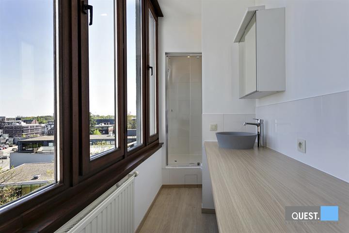 Appartementstudio te Antwerpen, Doornelei 2